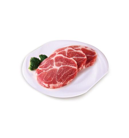 梅花猪肉片